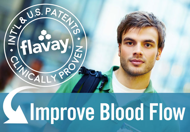 Clinically proven to improve blood flow to your brain. Click here for more.