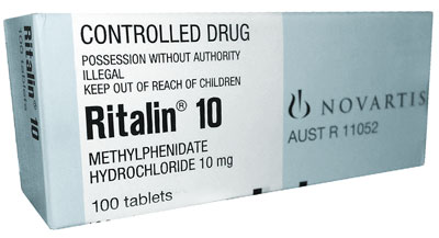 Sexual side effects of ritalin